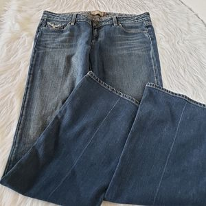 Paige Laurel Canyon Denim Jeans sz 32